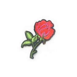 Naszywka termo róza (ON019)