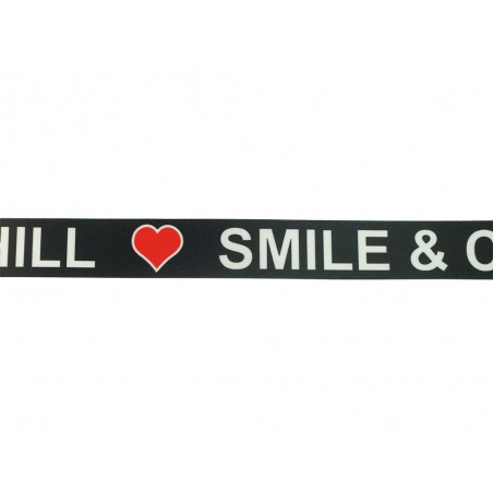 Taśma drukowana SMILE&CHILL