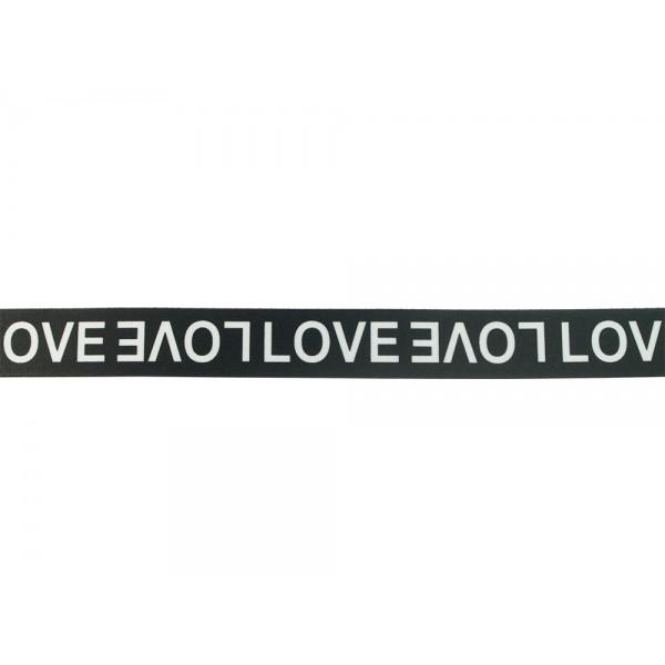 Taśma drukowana LOVE