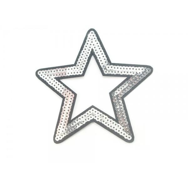 Naszywka termo Gwiazda (ON006)